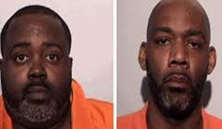 Anthony Haynes (left) and Cordell Jenkins (right) face hearings on April 13, 2017, on sex trafficking charges. | FBI